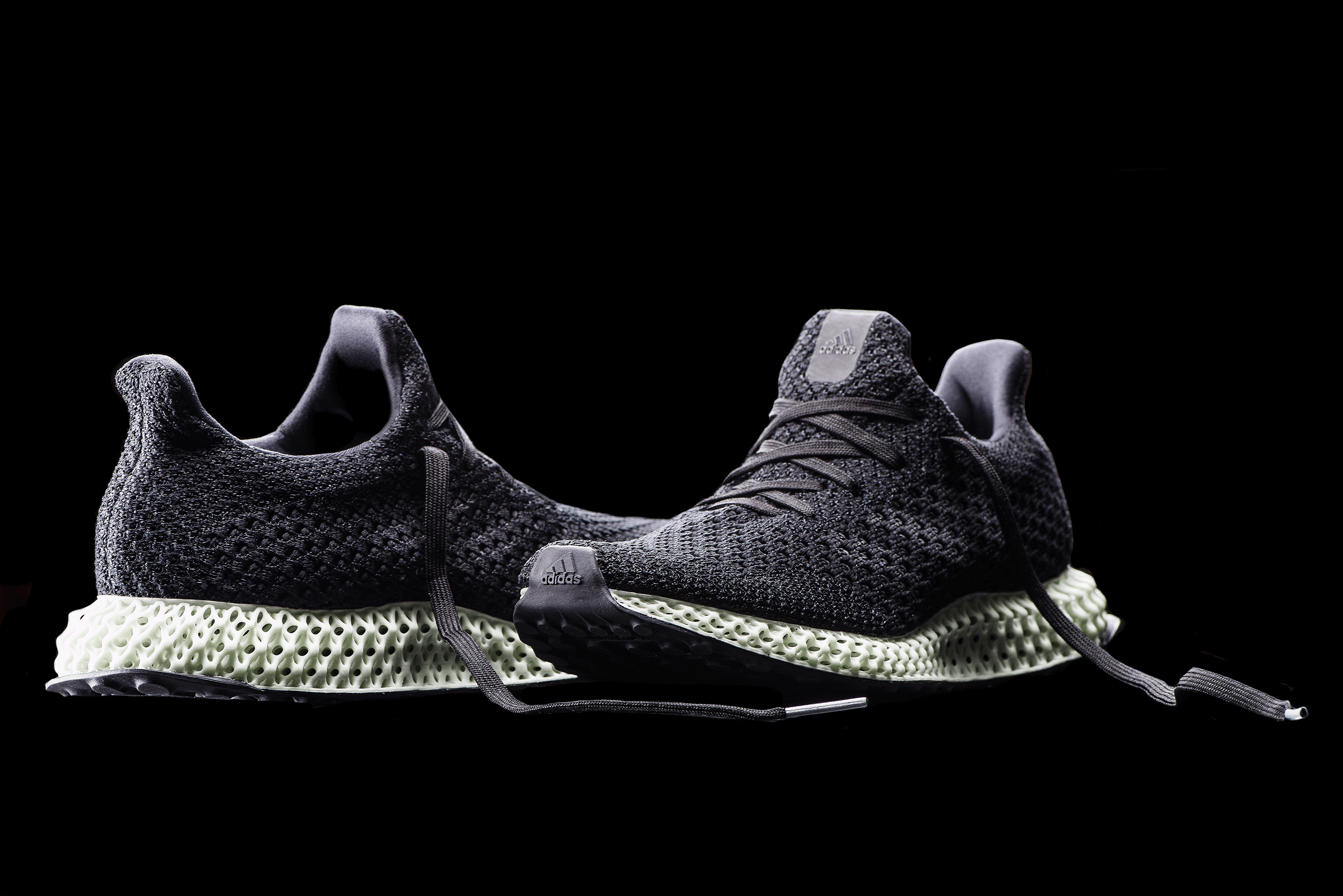 Adidas' latest 3D printed shoe puts mass production within