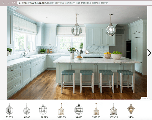 Houzz leverage deep learning to level up its game in for Www houzz it