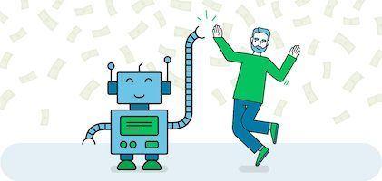 Trading platforms and robo advisors