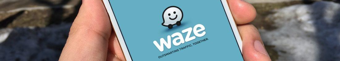 Waze: the application which supports (or even incentivizes