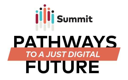 Thumbnail for Register for our Just Digital Future virtual event.