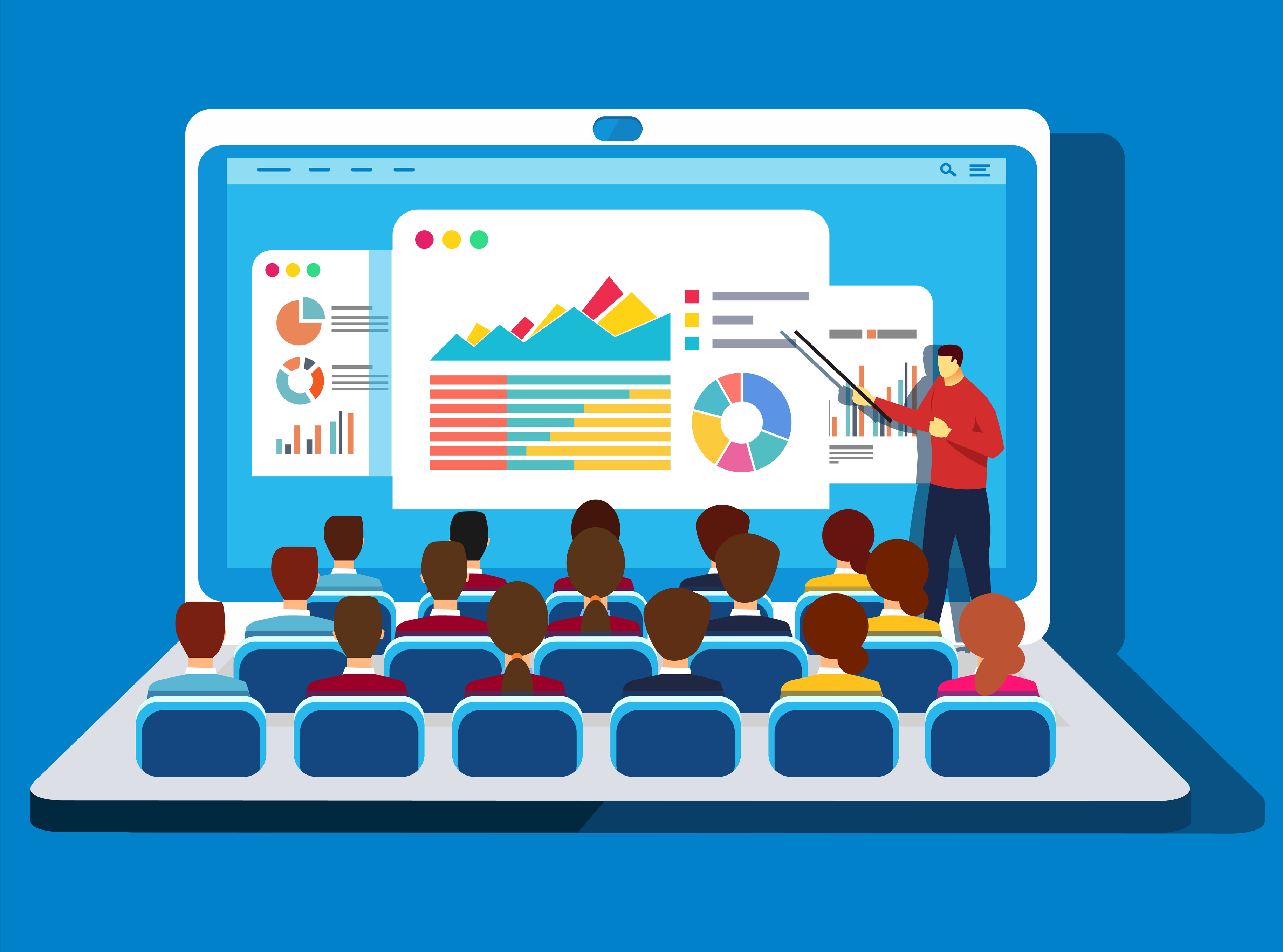 2018-19 Digital Seminar Series Dates & Speakers