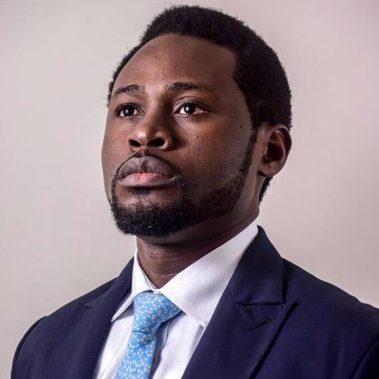Headshot of Segun Adeyemi