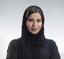Headshot of Raja Al Mazrouei