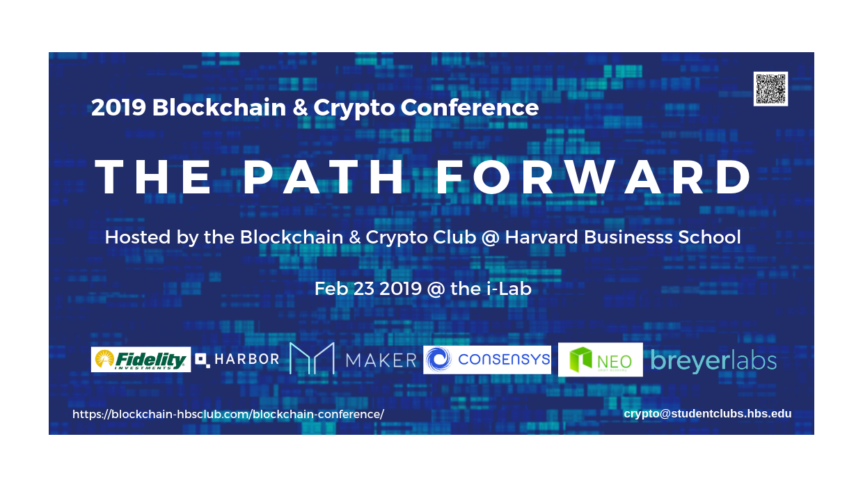 2019 Blockchain & Crypto Club Conference: The Path Forward