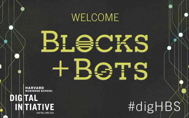 Digital Transformation Summit: Blocks and Bots