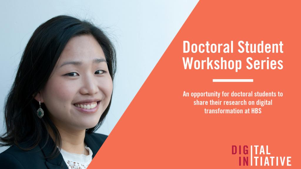 Doctoral Workshop Series