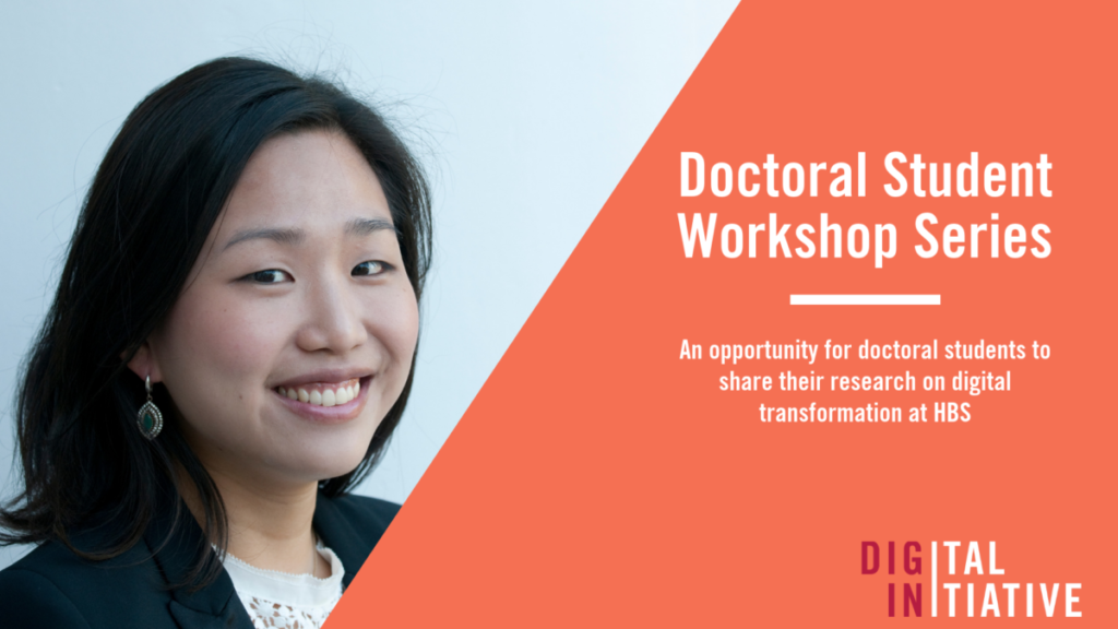 Doctoral Student Workshop