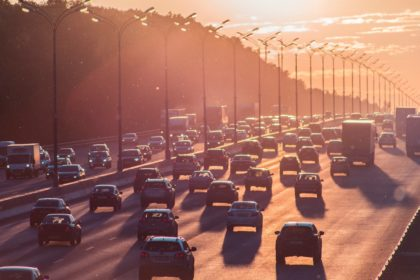 The road map of the future: transportation
