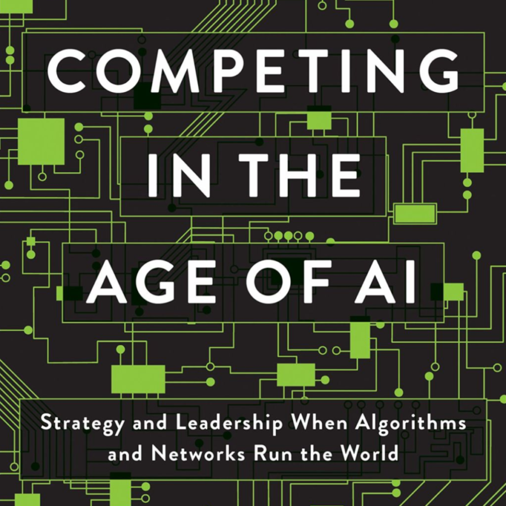 Book talk: Competing in the Age of AI