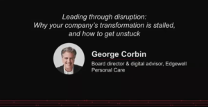 Thumbnail for Leading through disruption.