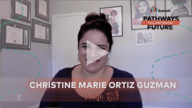 Christine Ortiz thumbnail play triangle